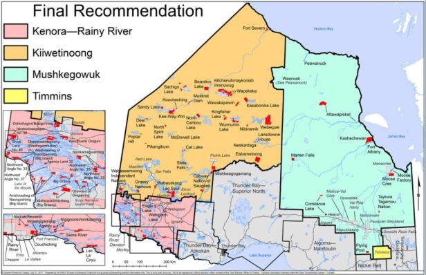 FNEBC - proposed Boundaries