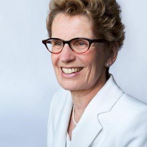 Liberals - Kathleen Wynne Headshot